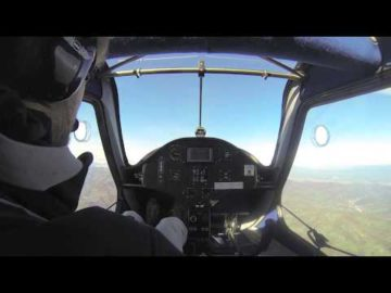 Pipistrel ALPHA Trainer stall recovery